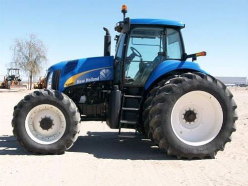 Запчасти к тракторам New Holland T8010, T8020, T8040, TG245, TG285
